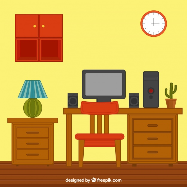 house-interior-with-wooden-furniture-and-computer_23-2147604345